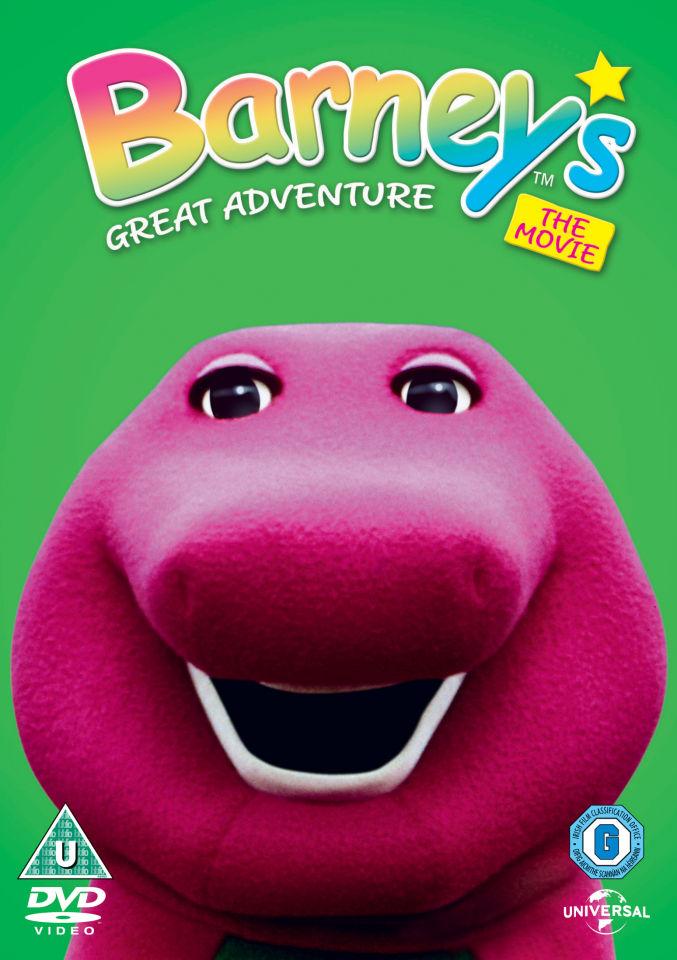 barneys-great-adventure-big-face-edition
