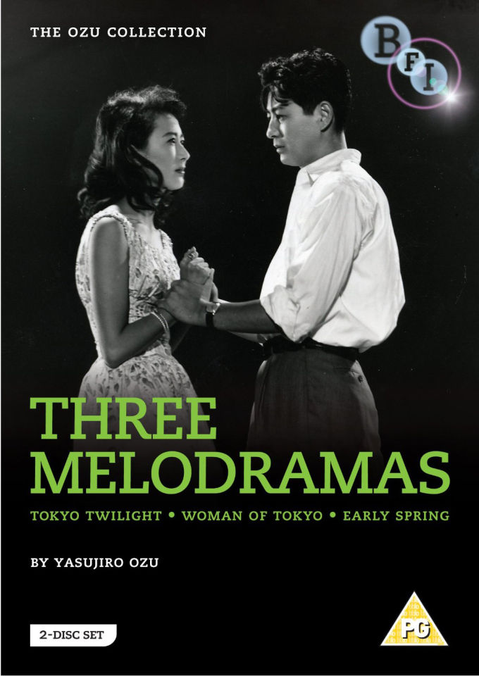 ozu-the-melodrama-collection