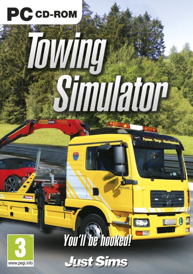 towing-simulator