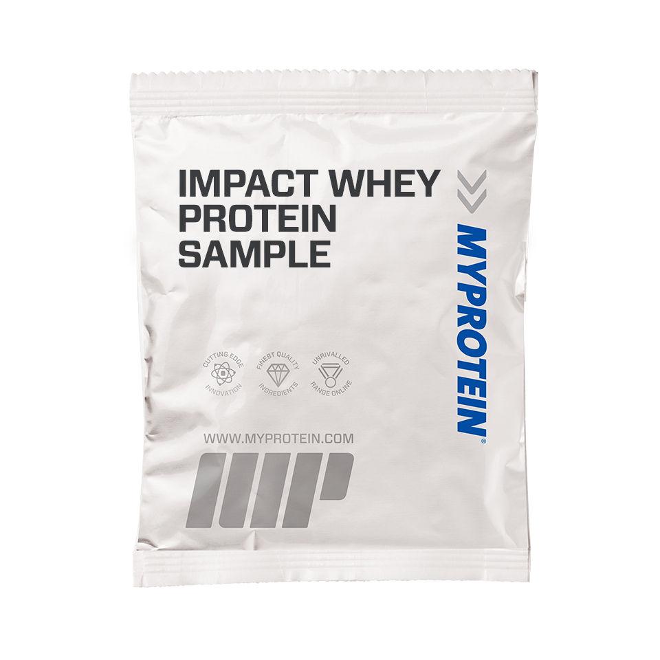 Impact Whey Protein (Sample), Chocolate Peanu