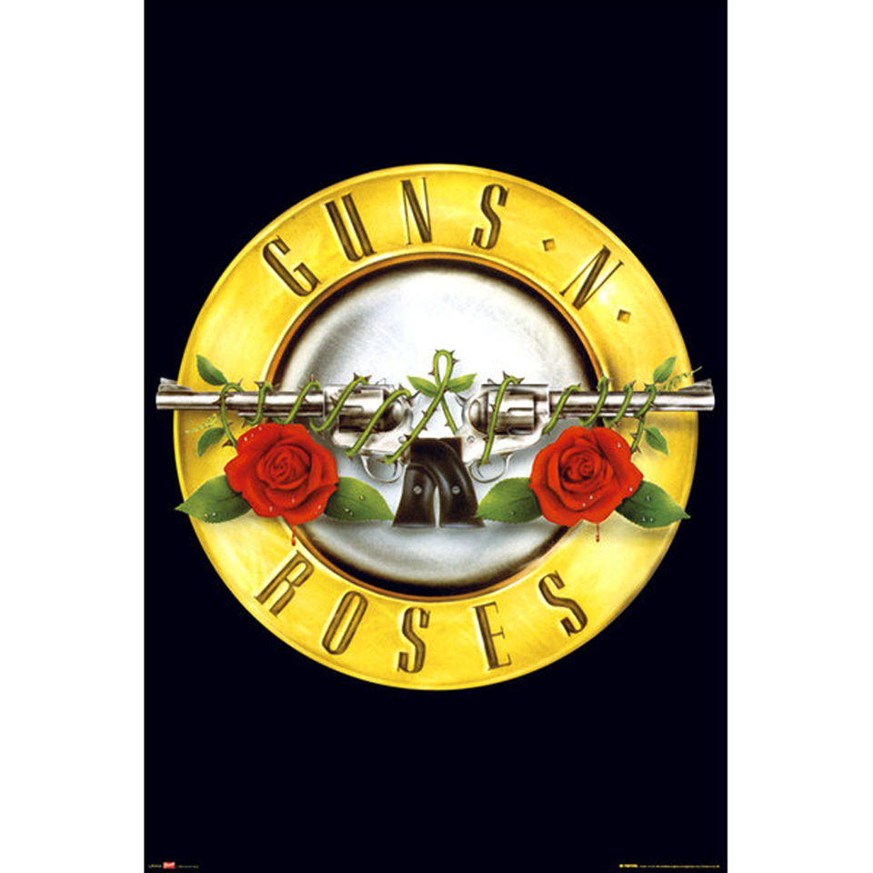 guns-n-roses-logo-maxi-poster-61-x-915cm