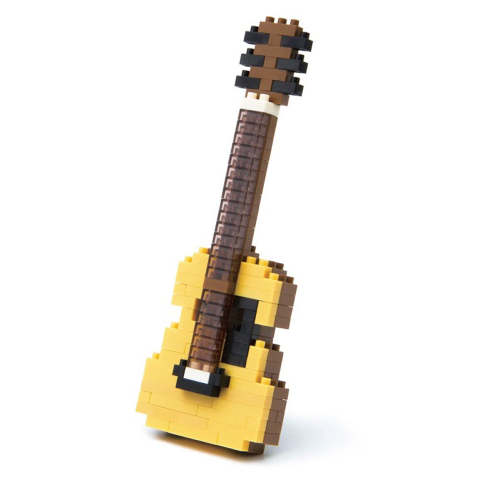 nanoblock-acoustic-guitar