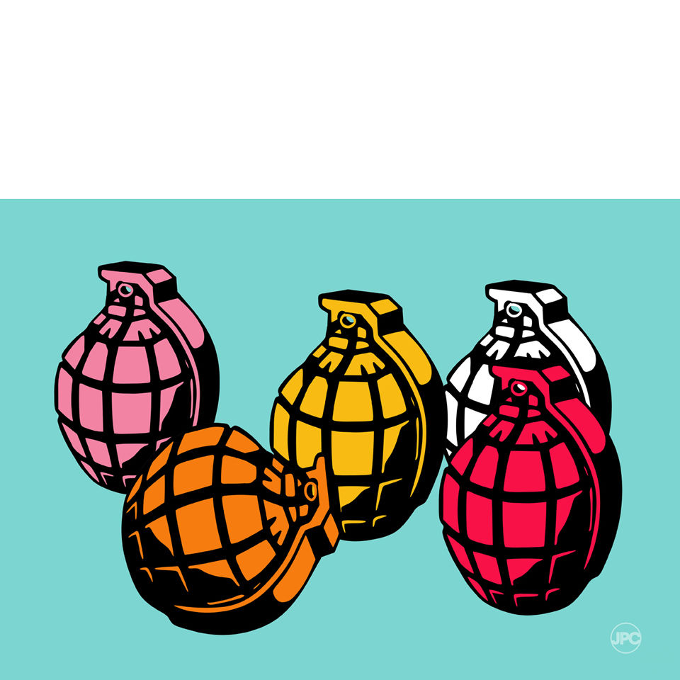 5-grenades-a3-unlimited-johnny-cotter-print