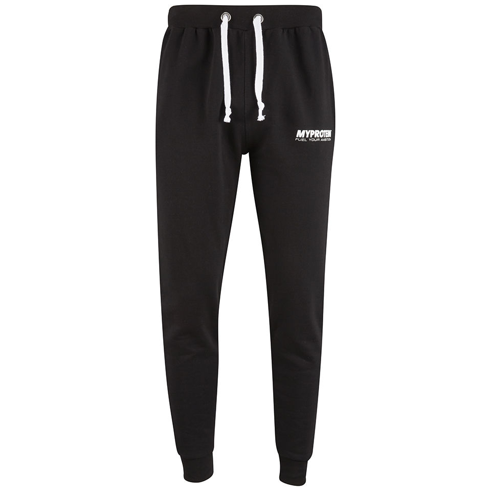 Foto Myprotein Slim Fit Sweatpants, Black, XXL