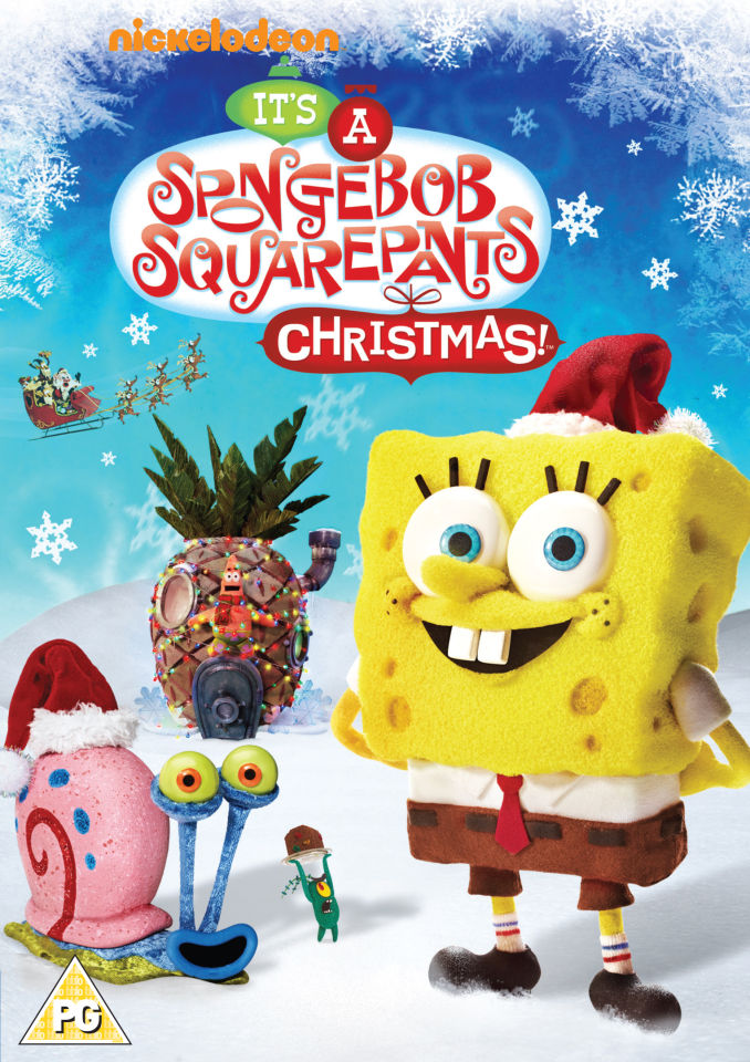 sponge-bob-square-pants-its-a-sponge-bob-square-pants-christmas