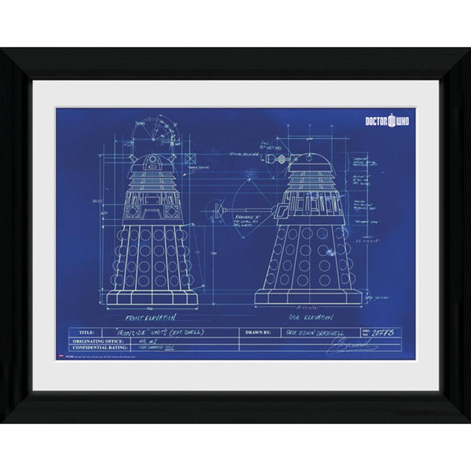 doctor-who-dalek-blueprint-30-x-40cm-collector-prints