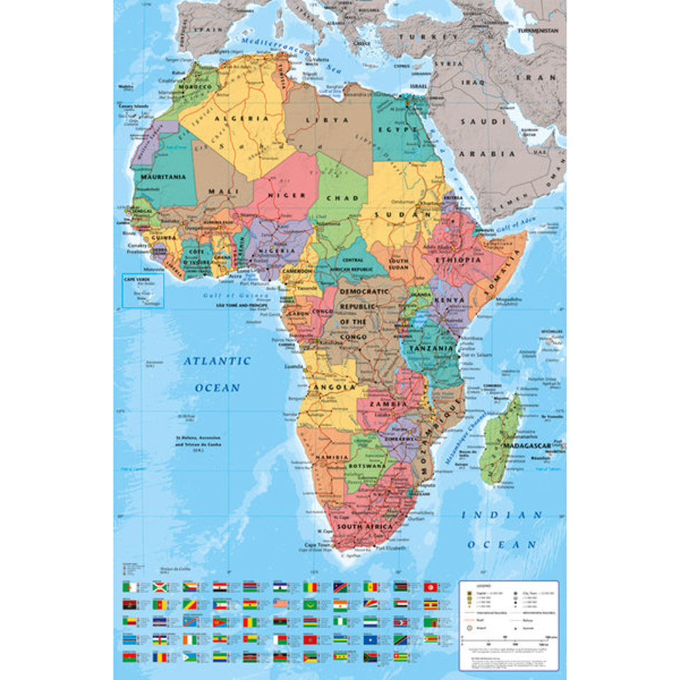 africa-map-maxi-poster-61-x-915cm