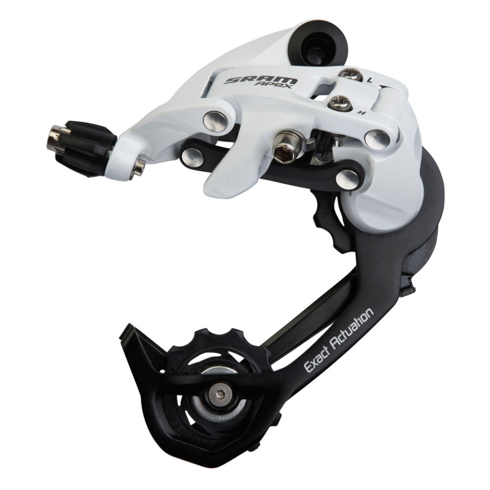 sram-apex-rear-mech-white-wi-fli-medium-cage