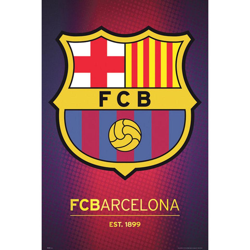 barcelona-club-crest-2013-maxi-poster-61-x-915cm