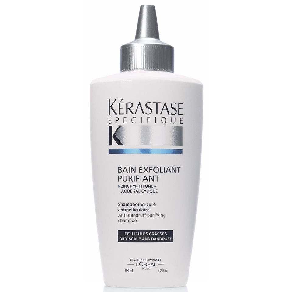 K rastase specifique bain exfoliant purify 200ml free for Kerastase bain miroir conditioner