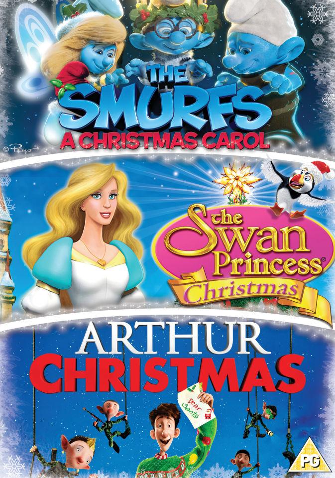swan princess christmas full movie