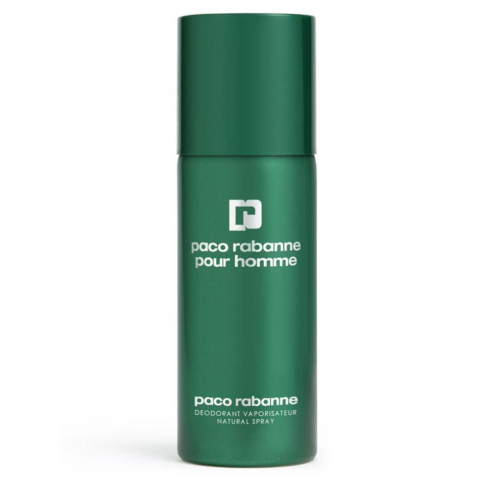 Köpa billiga Paco Rabanne Pour Homme Deo Spray (150ml) online