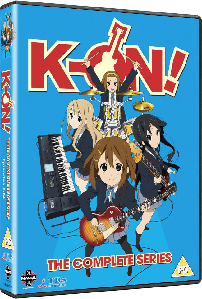 k-on-complete-series-collection