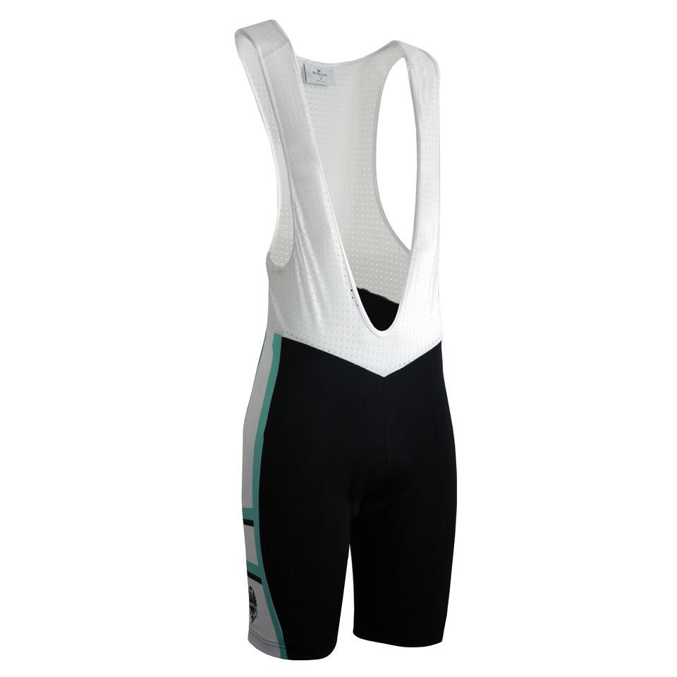 bianchi-rometta-cycling-bib-shorts-black-white-celeste-s