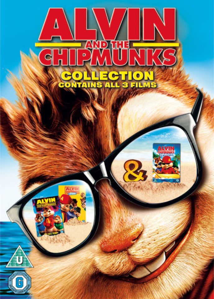 alvin-the-chipmunks-collection