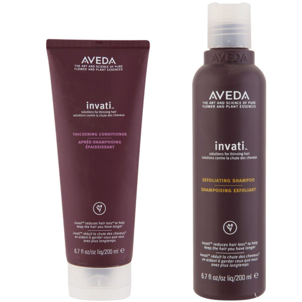 Aveda Invati Duo Shampoo Conditioner Delivery