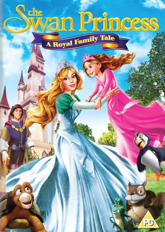 the-swan-princess-a-royal-family-tale