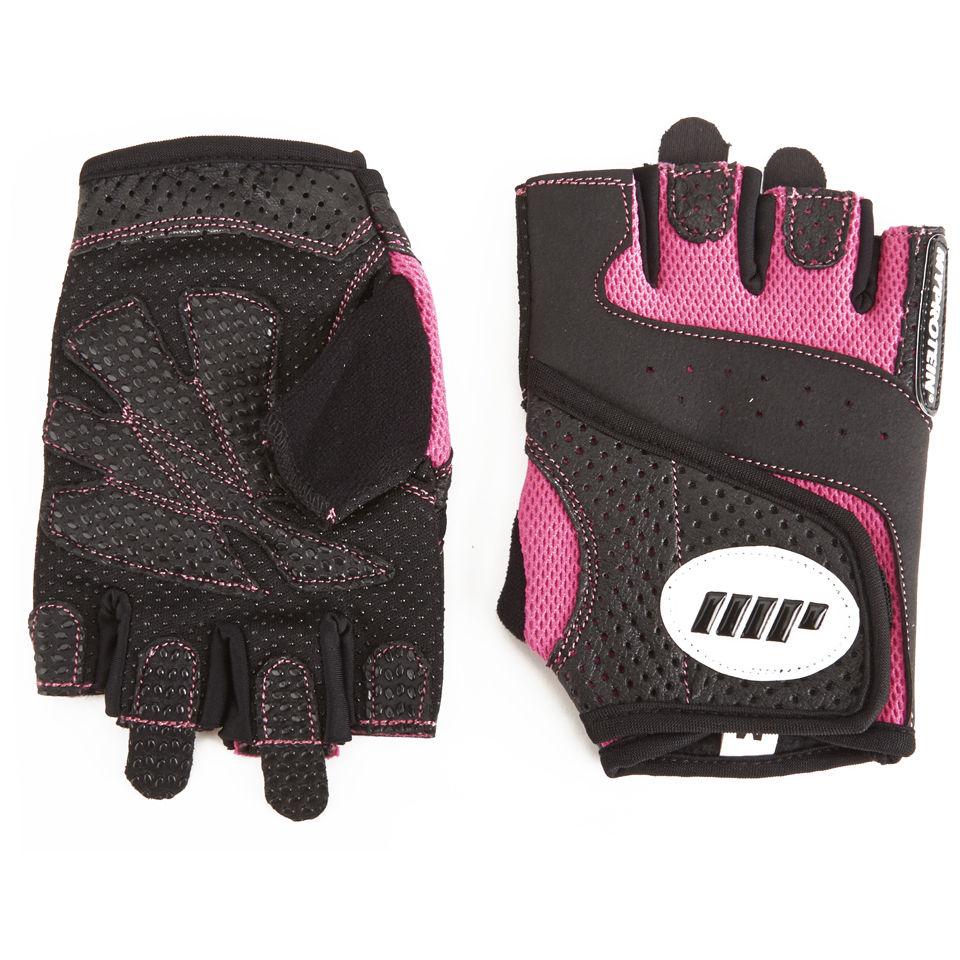 Foto Myprotein Women's Training Gloves - Pink/Black - Medium