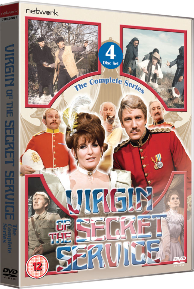 virgin-of-the-secret-service-the-complete-series