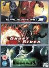 Spider-Man 3/Ghost Rider/Hulk