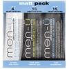 Pack productos matificantes antibrillos men-ü (3 productos): Image 1