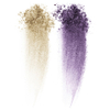 NARS Cosmetics High Seize Collection Kauai Duo Eyeshadow - Gold Lame/Iridescent Smokey Orchid: Image 2