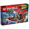 LEGO Ninjago: Final Flight of Destiny's Bounty (70738): Image 1