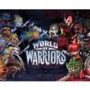 World of Warriors - Mini Poster - 40 x 50cm: Image 1