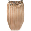 Beauty Works Deluxe Clip-In Hair Extensions 18 Inch - Bohemian 18/22: Image 1