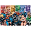 Justice League America Generations - 24 x 36 Inches Maxi Poster: Image 1