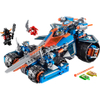 LEGO Nexo Knights: Clay's Rumble Blade (70315): Image 2