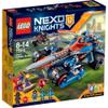 LEGO Nexo Knights: Clay's Rumble Blade (70315): Image 1