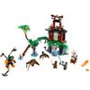 LEGO Ninjago: Tiger Widow Island (70604): Image 2