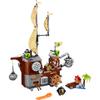 LEGO Angry Birds: Piggy Pirate Ship (75825): Image 2