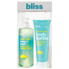 BLISS LEMON AND SAGE SOAP SUDS AND BODY BUTTER SET: Image 1