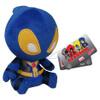Mopeez Marvel Blue Deadpool Figure: Image 1
