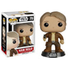 Star Wars The Force Awakens Han Solo Pop! Vinyl Bobble Head Figure: Image 1
