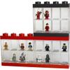 LEGO Mini Figure Display (8 Minifigures) - Black: Image 2