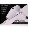 Corioliss Kompactissimo Hair Dryer - White: Image 4