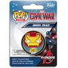 Captain America: Civil War Iron Man Pop! Pin: Image 1