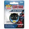 Captain America: Civil War Black Panther Pop! Pin: Image 1