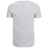 Marvel Men's Captain America Shield T-Shirt - Grey Marl: Image 2