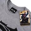 DC Comics Men's Batman v Superman Logo T-Shirt - Sport Grey: Image 4