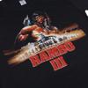 Rambo 3 Men's T-Shirt - Black: Image 3