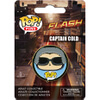DC Comics The Flash Captain Cold Pop! Pin: Image 1