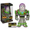 Toy Story Buzz Lightyear Clear Glitter Hikari Sofubi Vinyl Figure: Image 1