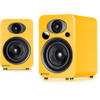Steljes Audio NS3 Bluetooth Duo Speakers - Solar Yellow: Image 1