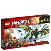 LEGO Ninjago: The Green NRG Dragon (70593): Image 1