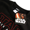 Star Wars Men's Kylo Ren Mask Sweatshirt - Black: Image 3
