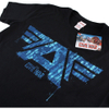 Marvel Men's Captain America Civil War A-Wings T-Shirt - Black: Image 2